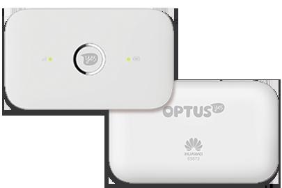 Huawei MiFi E5573 - 4G LTE Portable Router