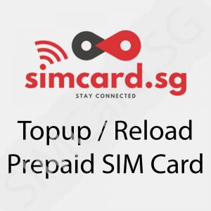 Topup / Reload