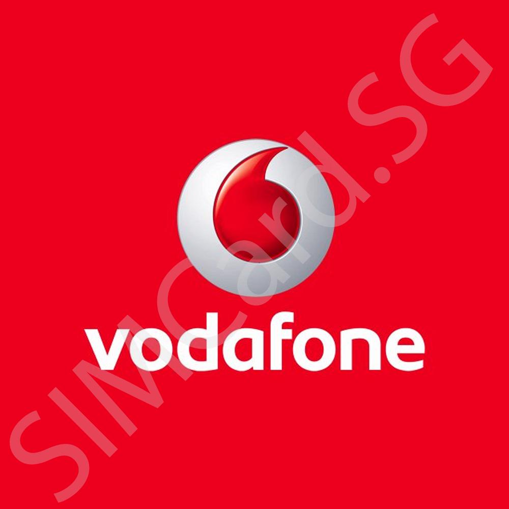 Vodafone Australia Prepaid SIM Card
